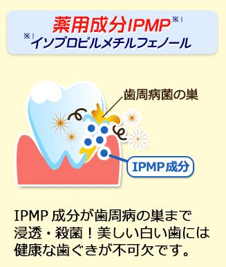 パールホワイトプロEXの歯周病対策