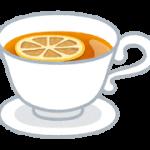 紅茶の着色を抑える