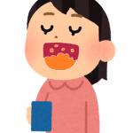うがいと歯の黄ばみ