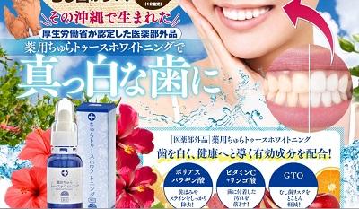 日本製の歯を白くする歯磨き粉