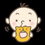赤ちゃんと虫歯菌